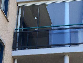 Balkonbeglazing Veldhoven Fit in Glas